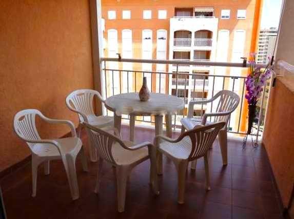 Квартира на Коста-Асаар, Испания, 60 м2 - фото 1