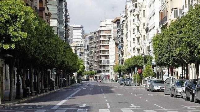Квартира в Валенсии, Испания, 180 м2 - фото 1