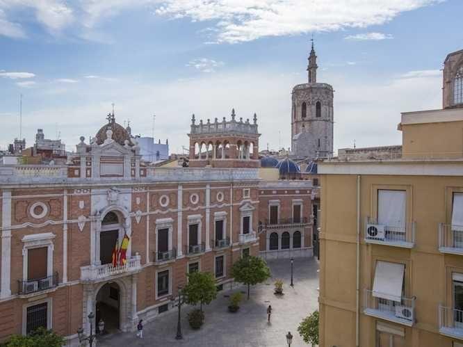 Пентхаус в Валенсии, Испания, 200 м2 - фото 1