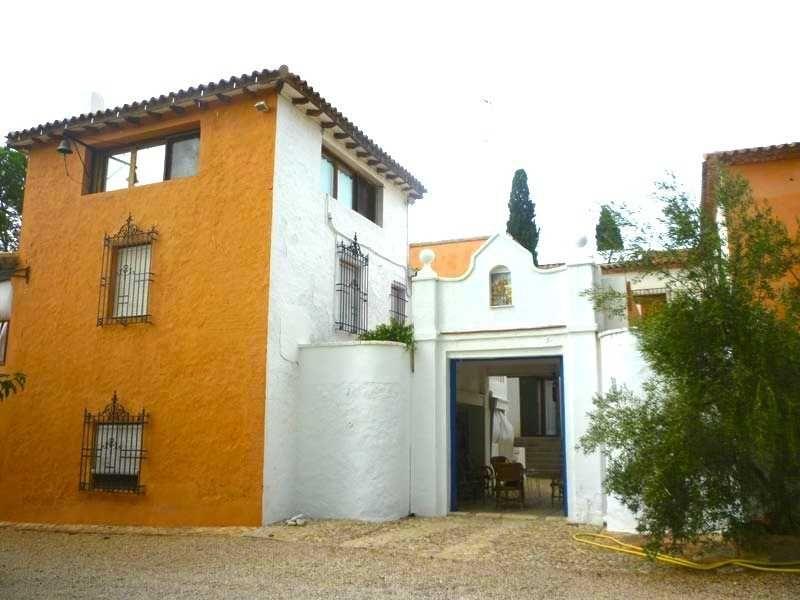 Вилла в Валенсии, Испания, 750 м2 - фото 1