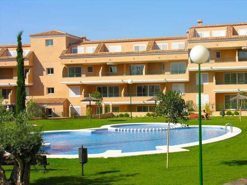 Квартира в Валенсии, Испания, 109 м2 - фото 1