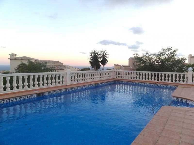 Вилла на Коста-Бланка, Испания, 130 м2 - фото 1