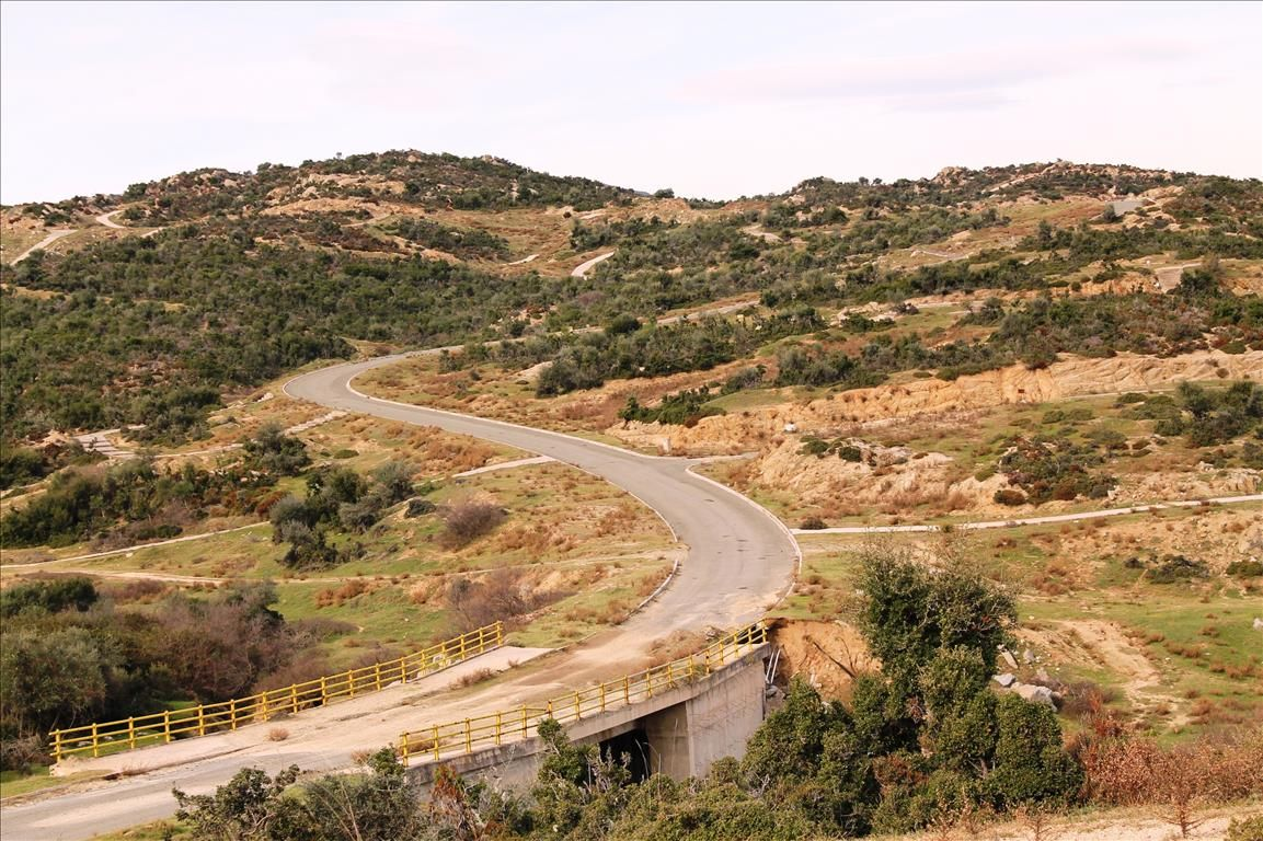 Земля в Ситонии, Греция, 500 м2 - фото 1