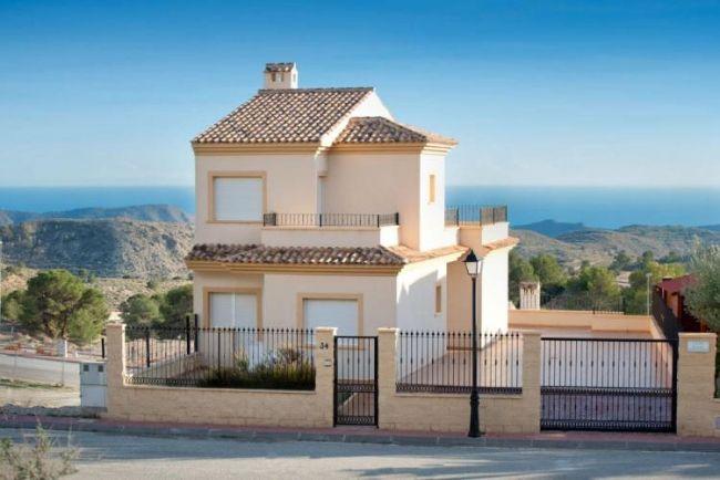 Вилла Aigues, Испания, 138 м2 - фото 1
