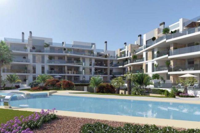 Апартаменты в Ориуэла Коста, Испания, 127 м2 - фото 1