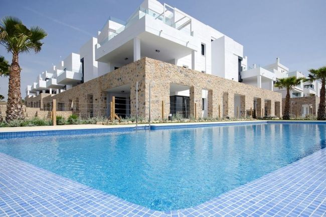 Апартаменты в Ориуэла Коста, Испания, 155 м2 - фото 1