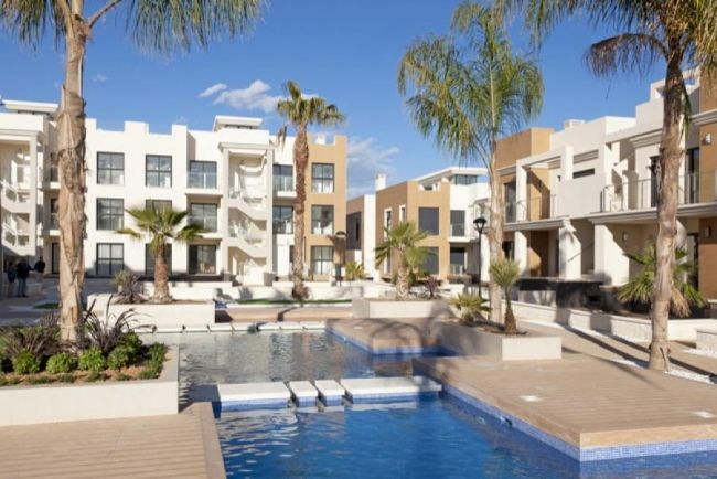 Апартаменты в Ориуэла Коста, Испания, 75 м2 - фото 1