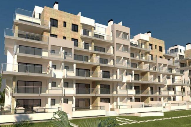 Апартаменты в Ориуэла Коста, Испания, 91 м2 - фото 1