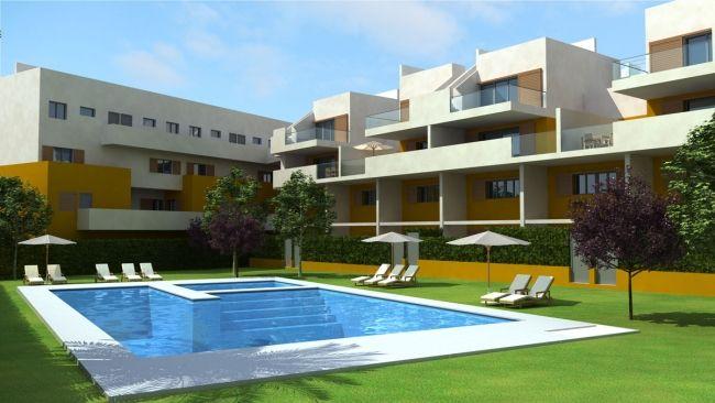 Апартаменты в Ориуэла Коста, Испания, 100 м2 - фото 1
