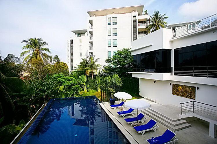 Апартаменты на Пхукете, Таиланд, 30 м2 - фото 1