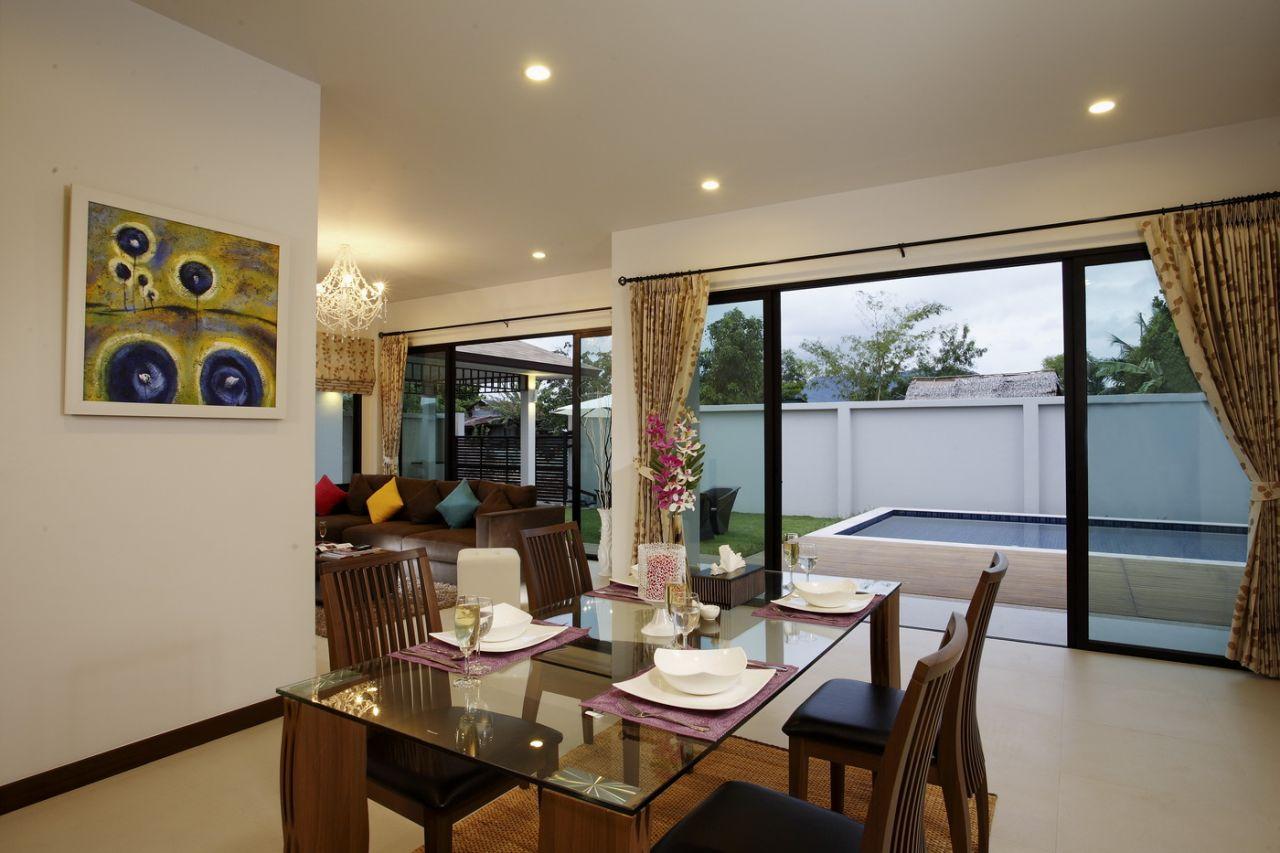 Апартаменты на Пхукете, Таиланд, 43 м2 - фото 1