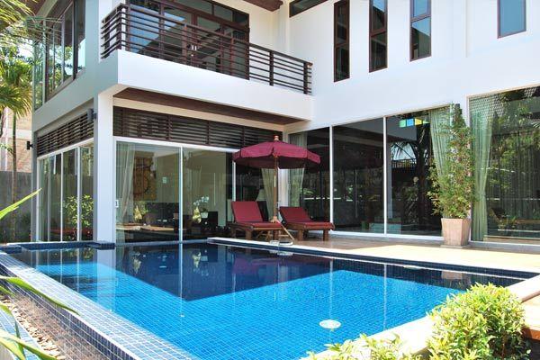 Вилла на Пхукете, Таиланд, 468 м2 - фото 1