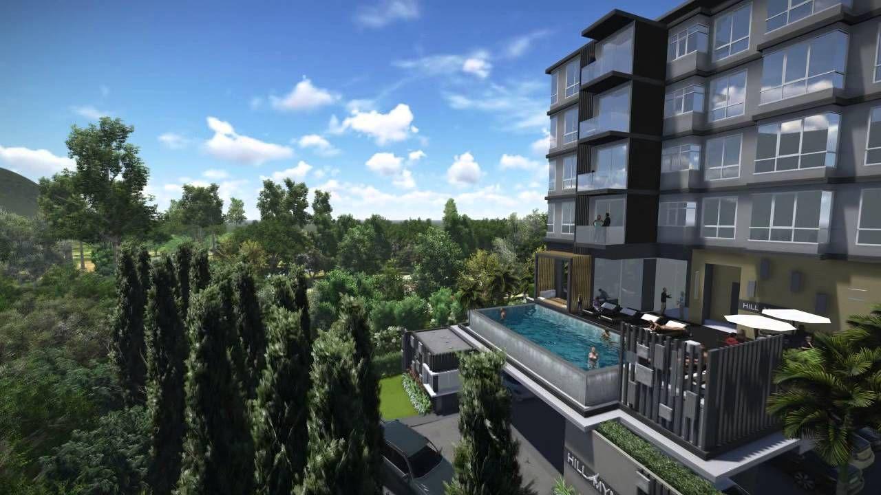 Апартаменты на Пхукете, Таиланд, 33 м2 - фото 1
