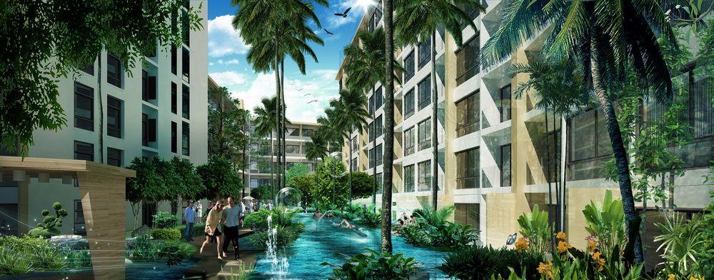 Апартаменты на Пхукете, Таиланд, 33 м2 - фото 7