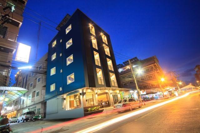 Отель, гостиница на Пхукете, Таиланд, 30 м2 - фото 1