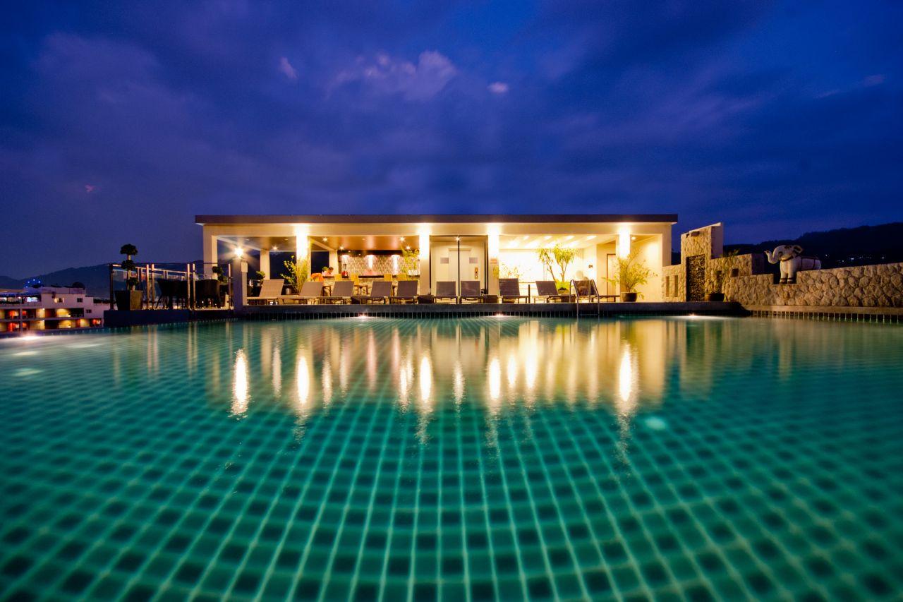 Отель, гостиница на Пхукете, Таиланд, 23 м2 - фото 1