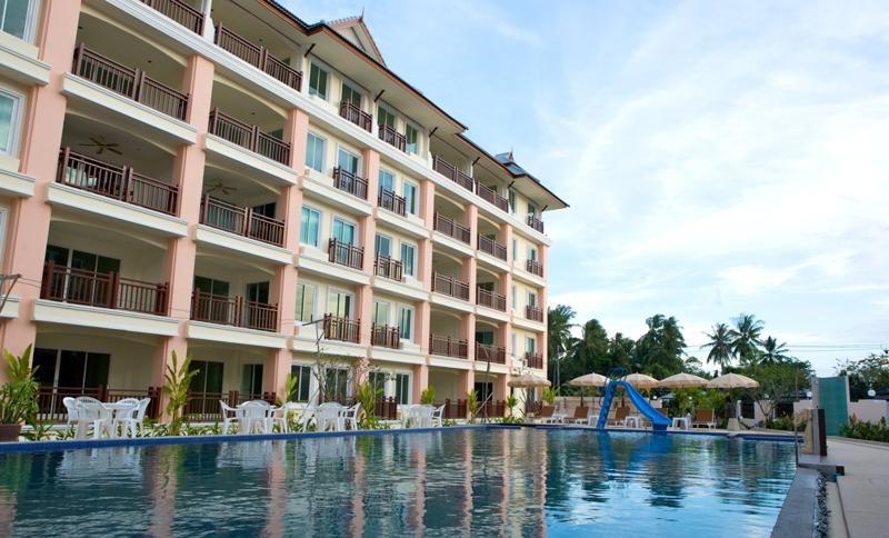 Апартаменты на Пхукете, Таиланд, 65 м2 - фото 1