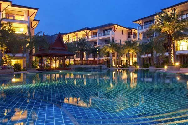 Апартаменты на Пхукете, Таиланд, 117 м2 - фото 1