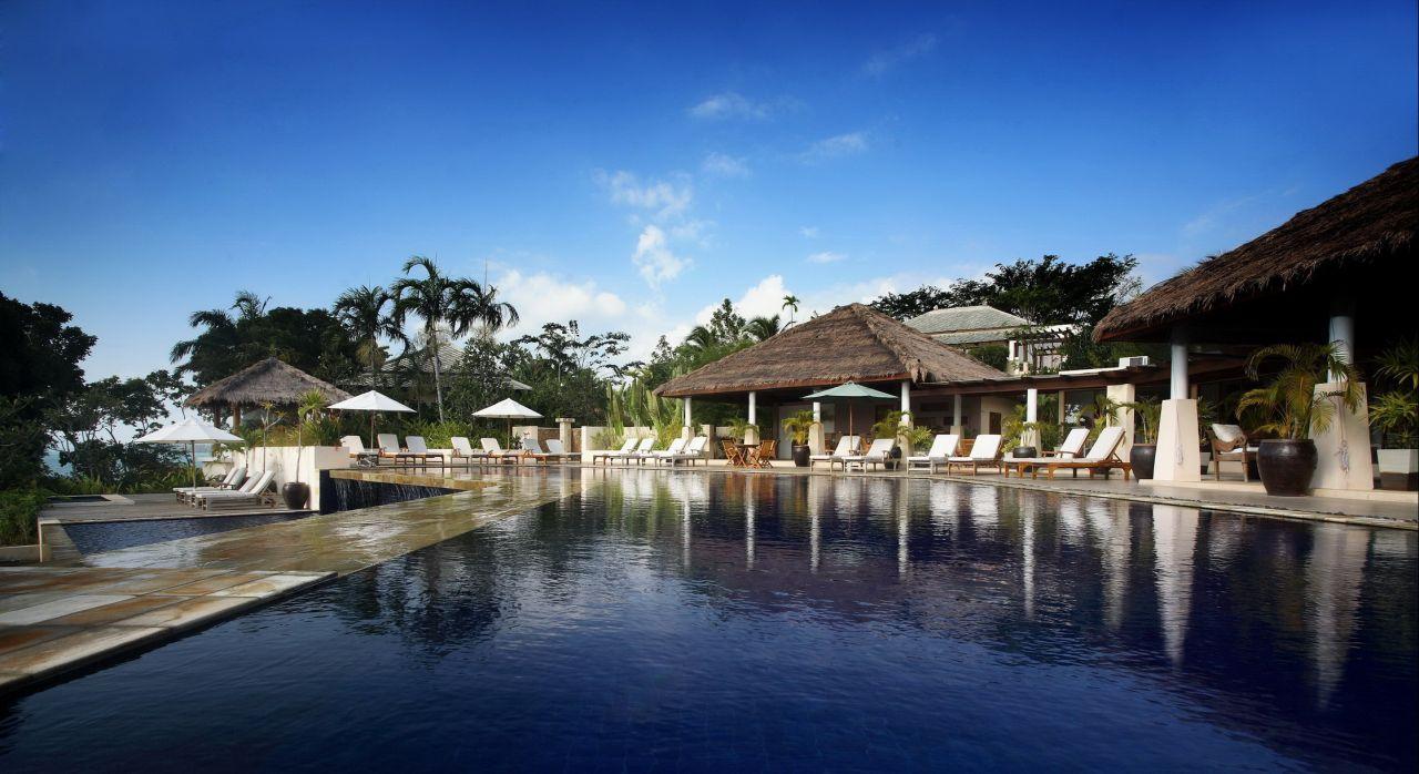 Отель, гостиница на Пхукете, Таиланд, 140 м2 - фото 1