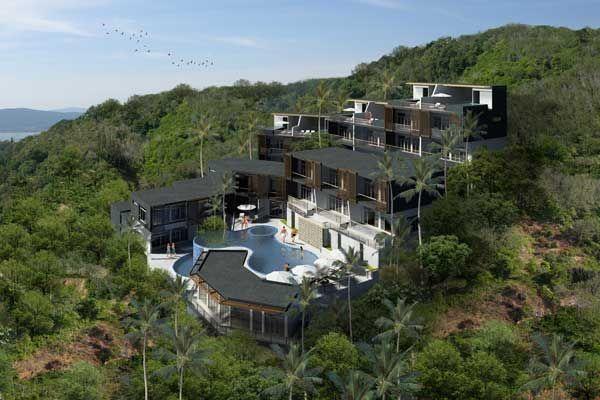 Апартаменты на Пхукете, Таиланд, 87 м2 - фото 1