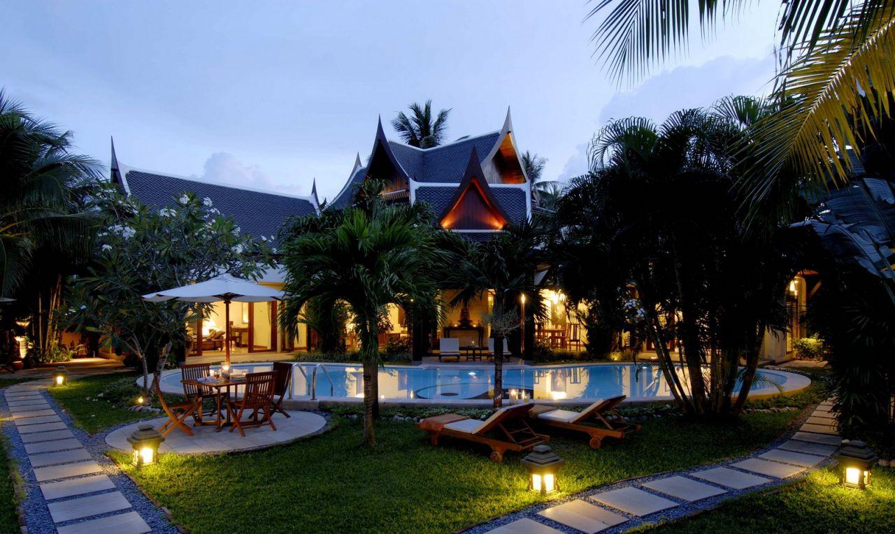 Отель, гостиница на Пхукете, Таиланд, 900 м2 - фото 1