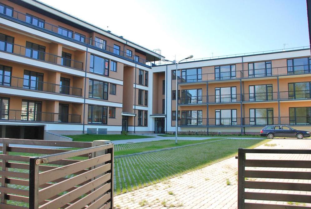 Апартаменты в Риге, Латвия, 57 м2 - фото 1