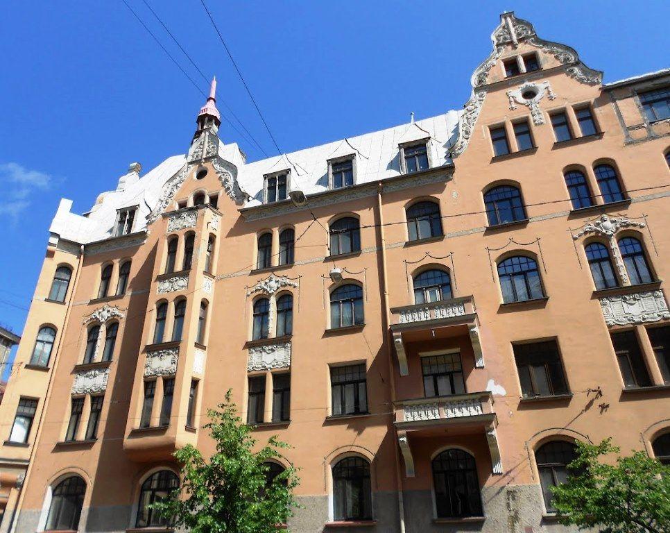 Апартаменты в Риге, Латвия, 142 м2 - фото 1