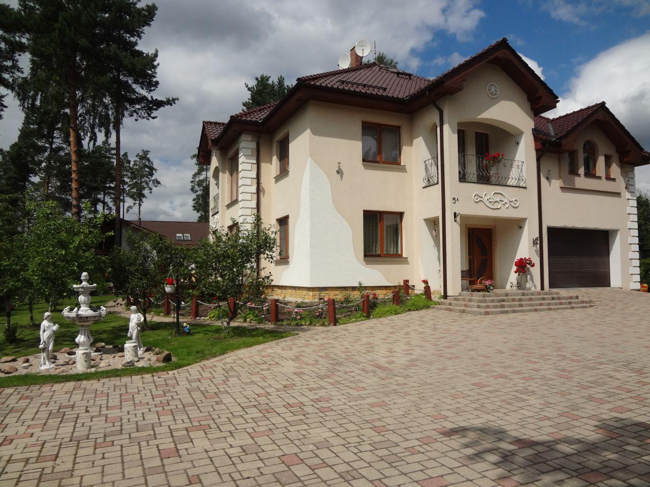 Дом в Суниши, Латвия, 1500 сот. - фото 1