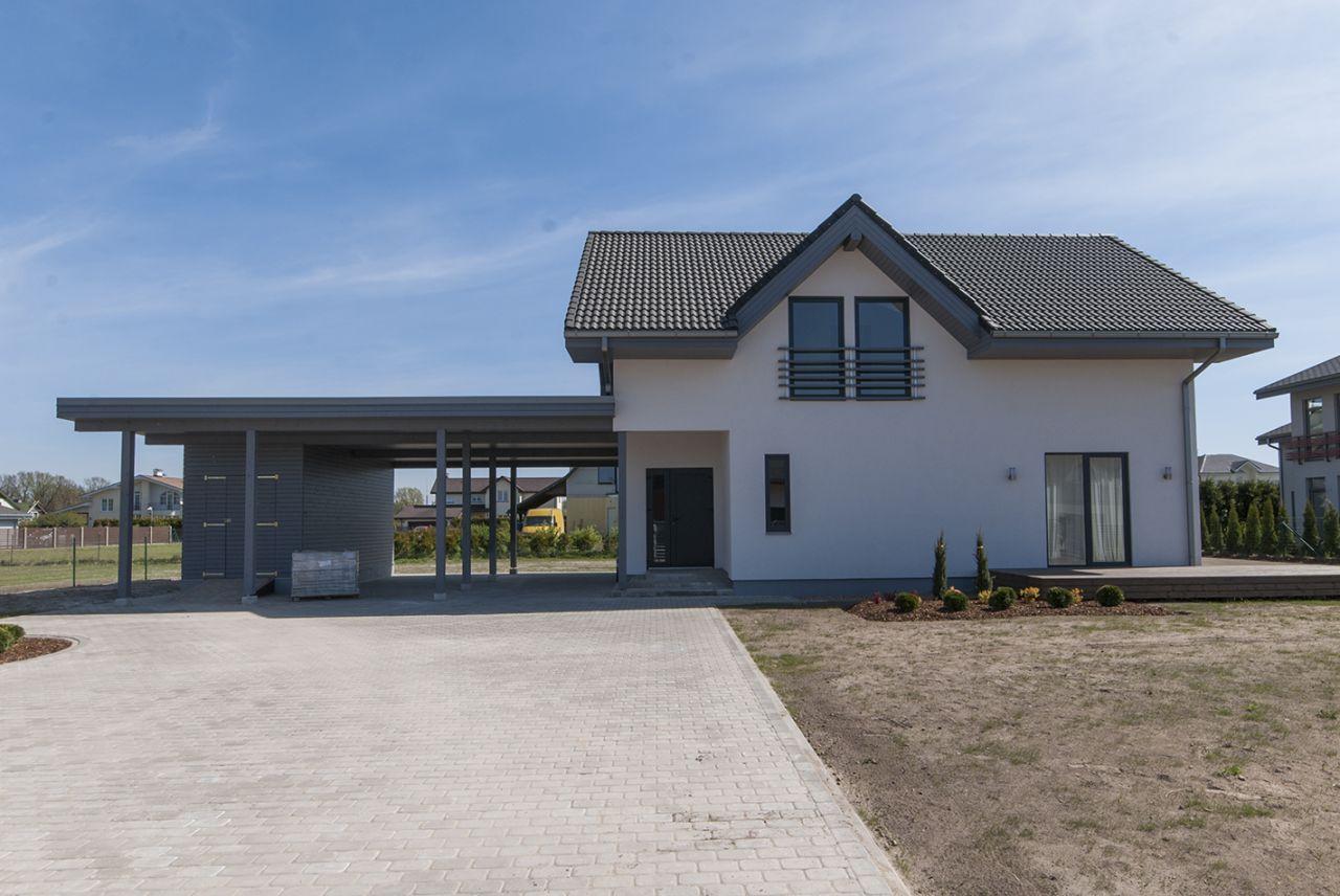 Дом в Марупе, Латвия, 1500 сот. - фото 1