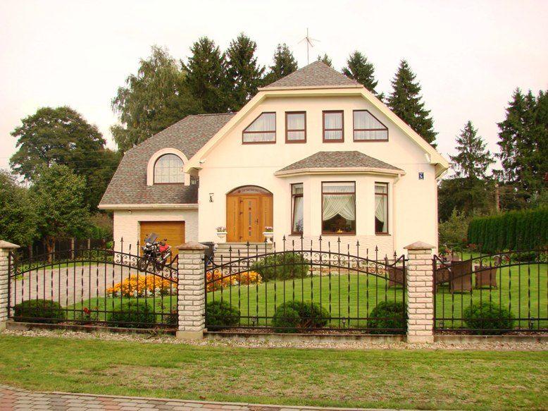 Дом в Бабите, Латвия, 2000 сот. - фото 1