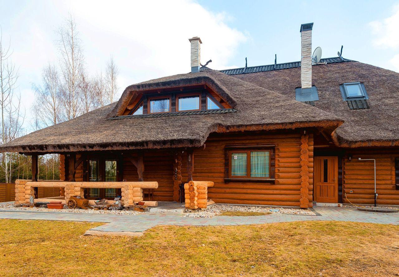 Поместье Тирайне, Латвия, 367 м2 - фото 1