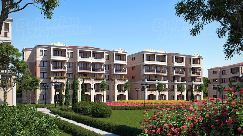 Апартаменты в Созополе, Болгария, 46.22 м2 - фото 1