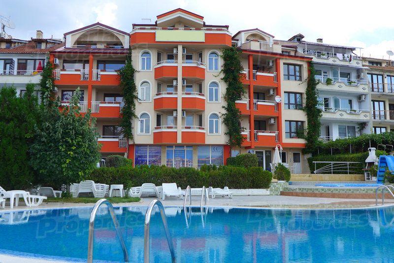 Апартаменты в Святом Власе, Болгария, 63.94 м2 - фото 1