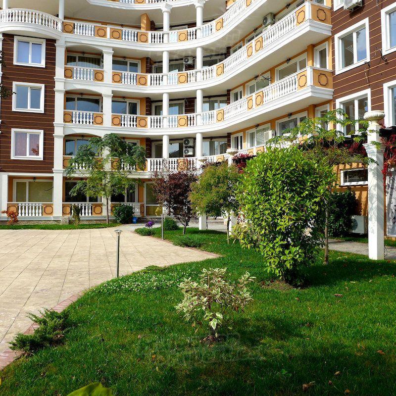 Апартаменты на Солнечном берегу, Болгария, 45.79 м2 - фото 1