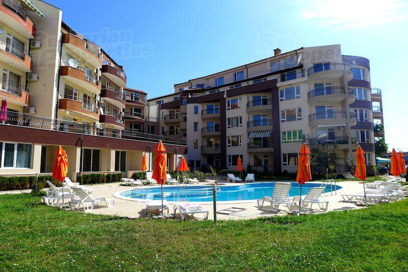 Апартаменты в Святом Власе, Болгария, 56.39 м2 - фото 1
