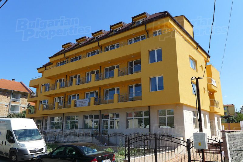 Апартаменты в Черноморце, Болгария, 30.66 м2 - фото 1