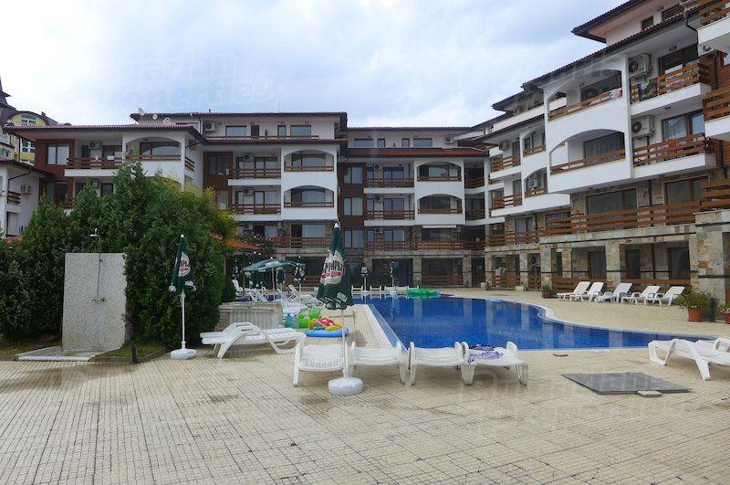 Апартаменты в Святом Власе, Болгария, 62.2 м2 - фото 1