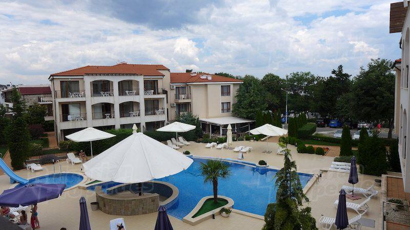 Апартаменты в Созополе, Болгария, 72.2 м2 - фото 1