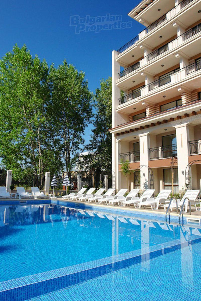 Апартаменты на Солнечном берегу, Болгария, 39.56 м2 - фото 1