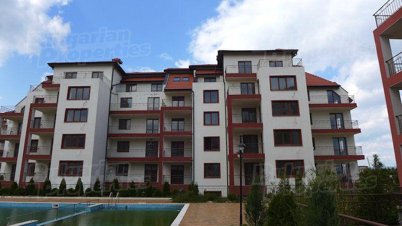 Апартаменты в Бургасе, Болгария, 56.61 м2 - фото 1