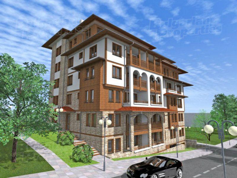 Апартаменты в Святом Власе, Болгария, 29.08 м2 - фото 1