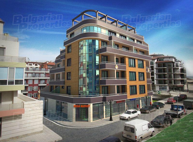 Апартаменты в Поморие, Болгария, 59.47 м2 - фото 1