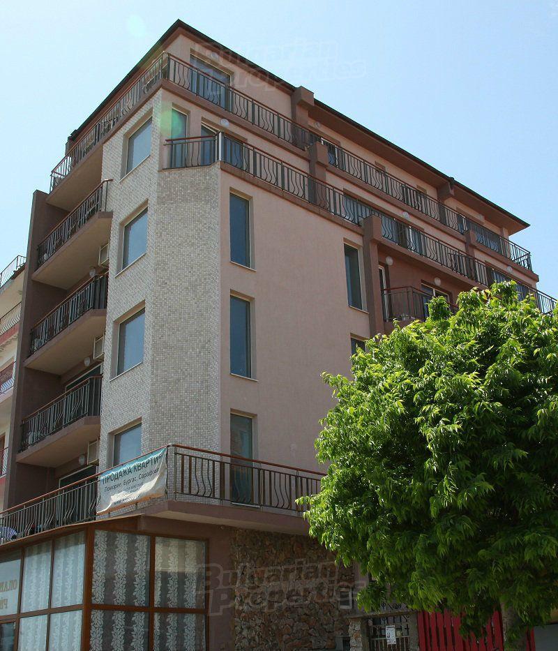 Апартаменты в Поморие, Болгария, 26.83 м2 - фото 1
