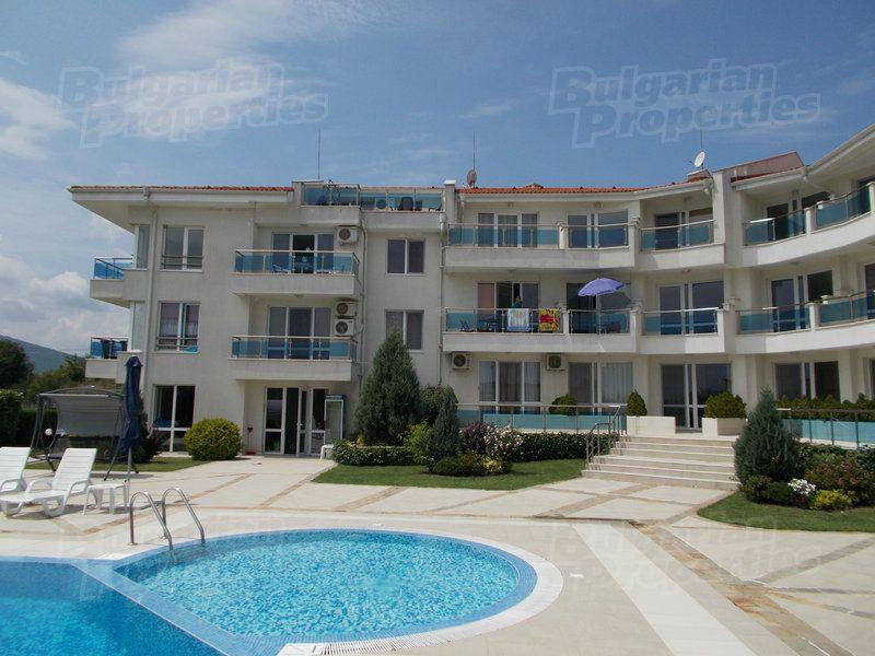Апартаменты в Черноморце, Болгария, 54.17 м2 - фото 1