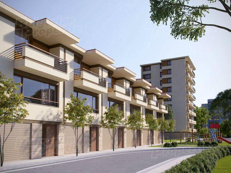 Апартаменты в Бургасе, Болгария, 66.74 м2 - фото 1