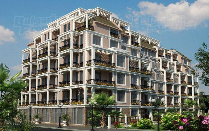 Апартаменты в Святом Власе, Болгария, 39.79 м2 - фото 1