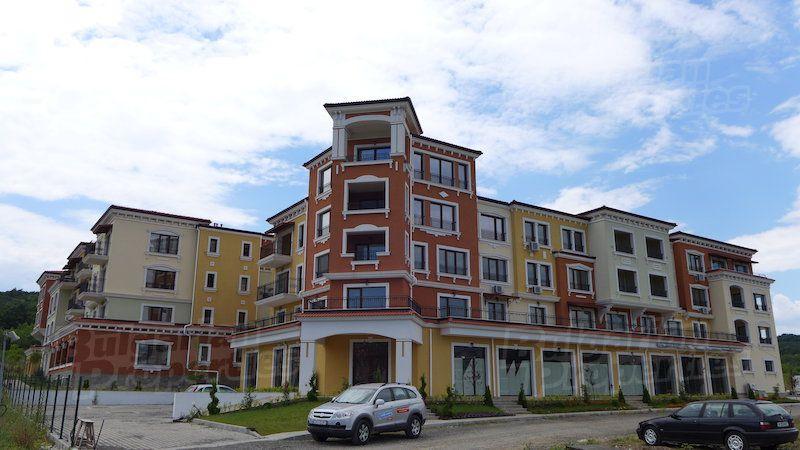 Апартаменты в Созополе, Болгария, 25.98 м2 - фото 1