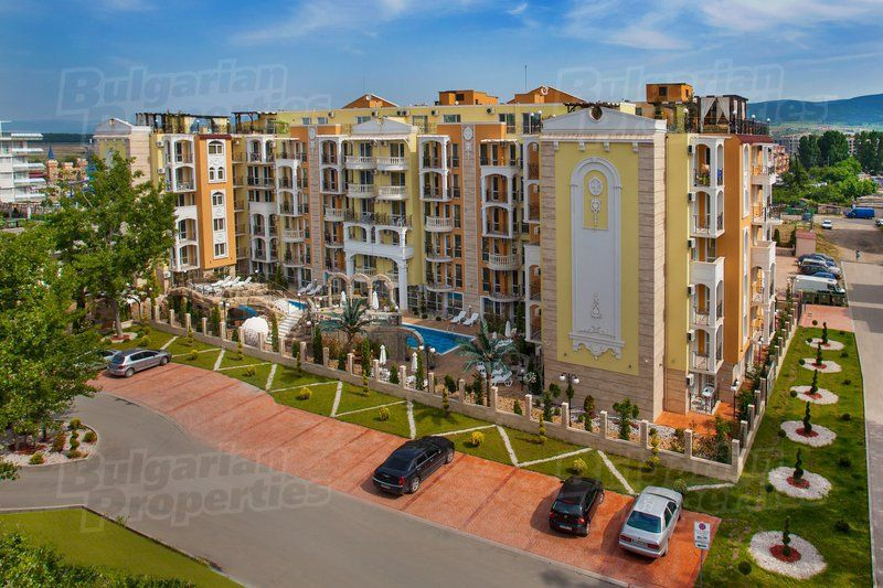 Апартаменты на Солнечном берегу, Болгария, 45.1 м2 - фото 1