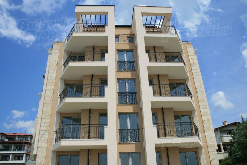 Апартаменты в Святом Власе, Болгария, 46.32 м2 - фото 1