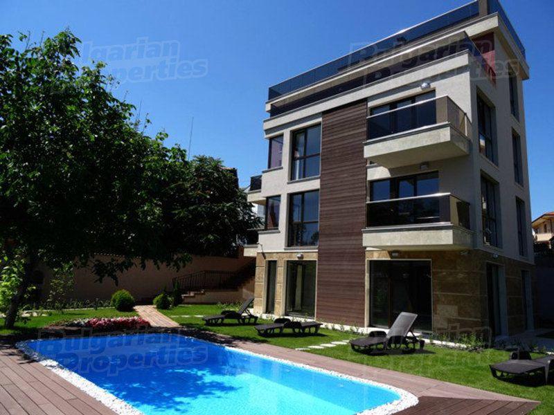 Апартаменты в Варне, Болгария, 64.61 м2 - фото 1